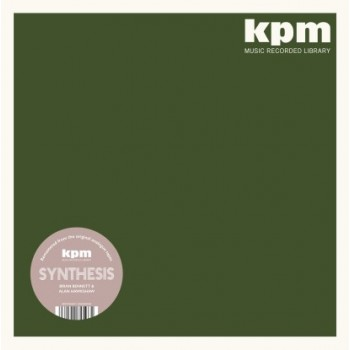 Brian Bennett and Alan Hawkshaw - Synthesis - KPM library - BEWITH046LP