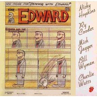 Nicky Hopkins, Ry Cooder, Mick Jagger, Bill Wyman, Charlie Watts ‎– Jamming With Edward! - Rolling Stones LSS-63006