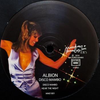 Albion - Disco Mambo - Macadam Mambo