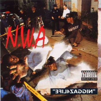 N.W.A ‎– Niggaz4life (180 Gram vinyl) - Ruthless Records  - 00602547148681 / Priority Records / Back To Black