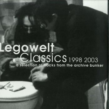Legowelt - Classics 1998 - 2003 - Bunker