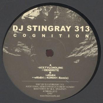 DJ Stingray 313 - Cognition - Lower Parts – LP07