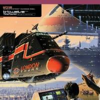 B12 - Time Tourist (gold issue)  - Warp Records - WARP LP37RC