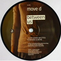 Move D - Between us - Shanti Records Moscow
