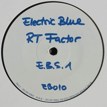 R T Factor - E.B.S. 1 - Electric Blue - EB010