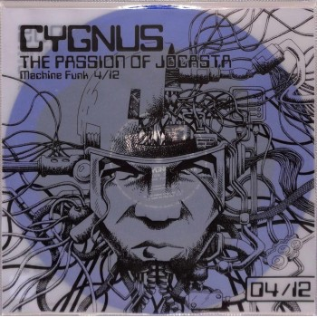 Cygnus Machine Funk 4/12 - The Passion of Jocasta EP - Electro Records