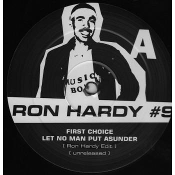 Various Artists - Ron Hardy Edits 9 - RDY EDITS