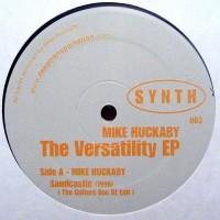 Mike Huckaby - The Versatility EP - Synth 003
