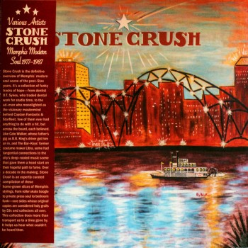 Various ‎– Stone Crush: Memphis Modern Soul 1977-1987 - Light In The Attic