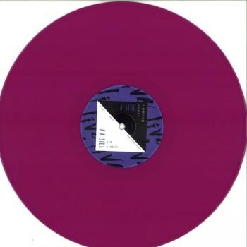 Seven Davis Jr - P.A.R.T.Y. (Live Bonus 12) - Apron Records - APRON014