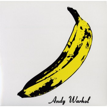 The Velvet Underground & Nico produced by Andy Warhol - Verve Records / 2485 118