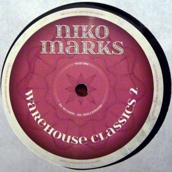 Niko Marks - Warehouse Classics 2 - WAR002