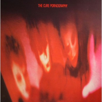 The Cure - Pornography - Fiction Records