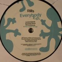 Rills – Everybody E.p. - All Inn Records