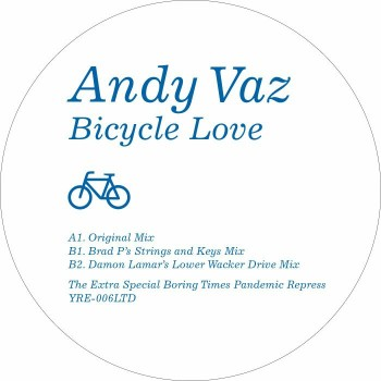 Andy Vaz - Bicycle Love - Yore Germany