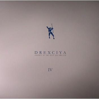 Drexciya - Journey Of The Deep Sea Dweller IV - Clone Classic Cuts