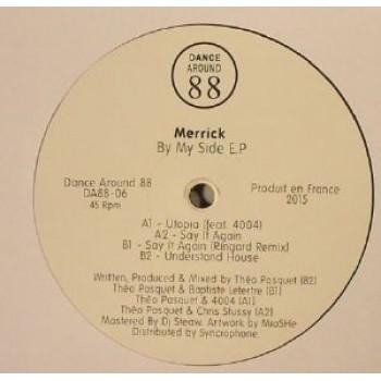 Merrick - By my side - Dance Around 88