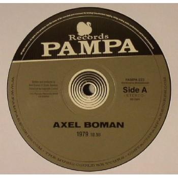 Axel Boman – 1979 - Pampa
