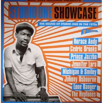 Various - Studio One Showcase (The Sound Of Studio One In The 1970s) - Soul Jazz Records