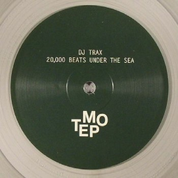 DJ Trax ‎– 20 000 Beats Under The Sea - Tempo Records