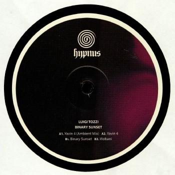 Luigi Tozzi – Binary Sunset - Hypnus Records