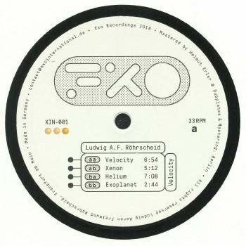 Ludwig A.F. Röhrscheid - Velocity - Exo Recordings International