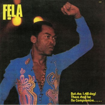 Fela Kuti - Army Arrangement - Kalakuta Records