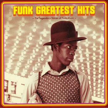 Various ‎– Funk Greatest Hits - Wagram Music ‎