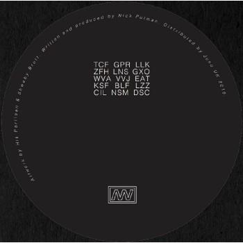 Malin Genie  - Eschaton EP - Vigenere - VGNR 06