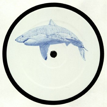 Kyle Hall - The Shark EP - Forget the clock