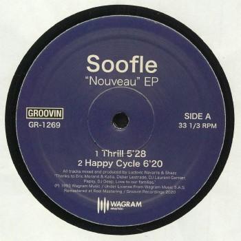 Soofle - Nouveau - Groovin Recordings