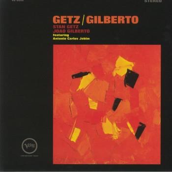 Stan Getz / Joao Gilberto Featuring Antonio Carlos Jobim – Getz / Gilberto - Verve Records – V6-8 545