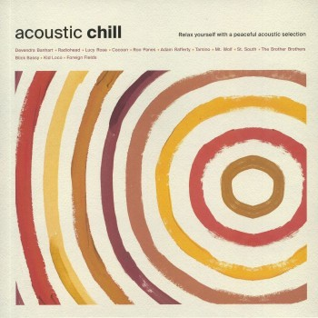 Various ‎– Acoustic Chill - Wagram Music
