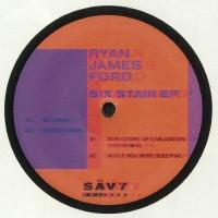 Ryan James Ford - Six Stair EP -  Sävy Records