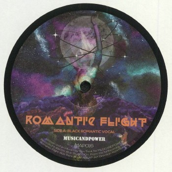 Romantic Flight aka Ron Trent ‎– Black Romantic - MusicandPower