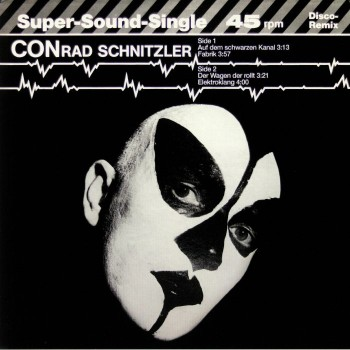 Conrad Schnitzler – Auf Dem Schwarzen Kanal - Bureau B