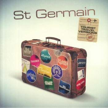 St Germain ‎– Tourist Travel Versions - Primary Society