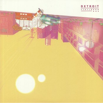 Various ‎– Collision EP -  Detroit Vinyl Room