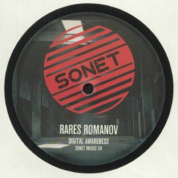 Rares Romanov ‎– Digital Awareness - Sonet