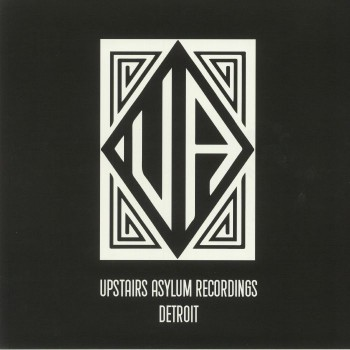 Norm Talley, Moodymann, Omar S ‎– Det-313-EP - Upstairs Asylum Recordings