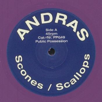 Andras – Scones / Scallops - Public Possession