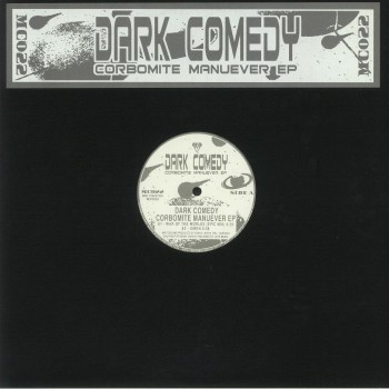 Dark Comedy aka Kenny Larkin - Corbomite Manuever EP 2xLP - Mint Condition