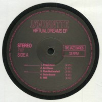 Javonntte - Virtual Dreams EP - The Jazz Diaries