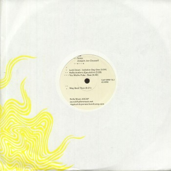 Joaquin Joe Claussell - Raw Tones (Pandemic Blues) - Sacred Rhythm Music