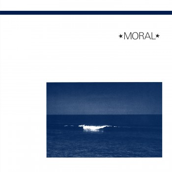 Moral - And Life Is - Dark Entries synth wave  US
