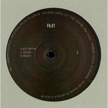 Audio Werner - Rocket / Mooder (VINYL ONLY) - Finest Hour / FH01