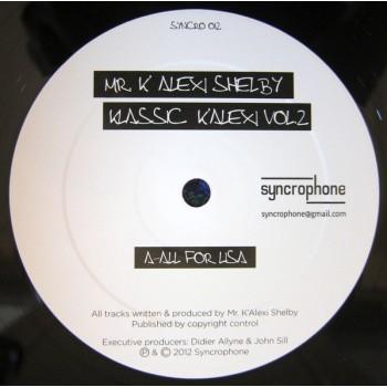 K Alexi Shelby - KLASSIK K ALEXI VOL.2 - Synchrophone
