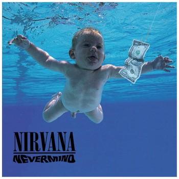 Nirvana – Nevermind - DGC – DGC-24425