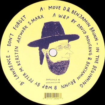 Move D & Benjamin Brunn / Lawrence - In The Beginning Dont Forget - Smallville