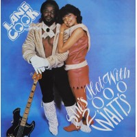 Lang Cook - SHES HOT WITH 2000 WATTS (LP)  - Terrestrial Funk / TF 001